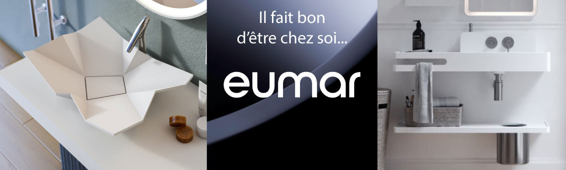 Eumar : ma salle de bain design